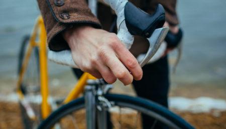 Andare in bici d'inverno: istruzioni per l'uso