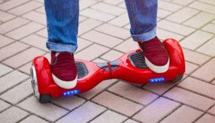 Hoverboard, istruzioni per l'uso del regalo di Natale più atteso