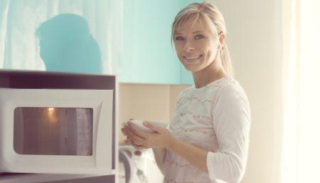 Mito da sfatare: il microonde fa male