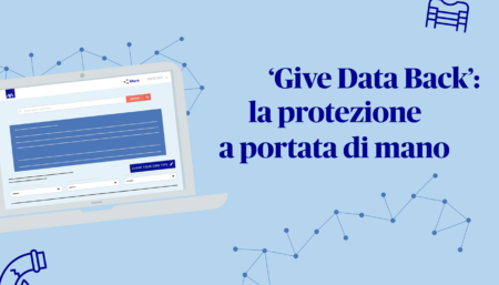 Give Data Back: come funziona?