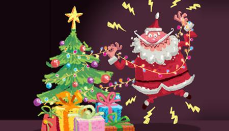A Natale tutti più buoni, e anche più protetti!