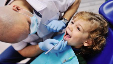 Igiene dentale per i più piccoli: quando iniziare